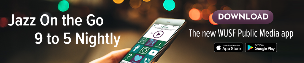 Download the WUSF App