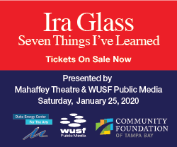 Ira Glass Tickets on Sale Now