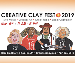 Creative Clay Fest - October 2019
