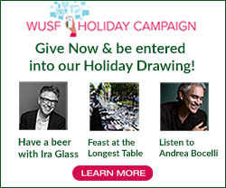 WUSF Holiday Drawings