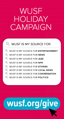 WUSF Holiday Campaign 2019
