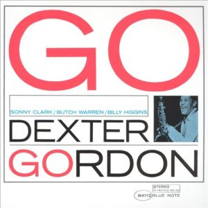 Album Cover for Dexter Gordon's Go!, Allmusic