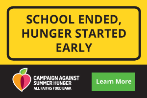 All Faiths Food Bank - April Replacement